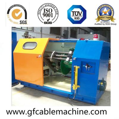 Hanging Framed Type Core Wire Single Twisting Machine - 副本