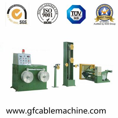 Figure 8 lan cable coiling machine