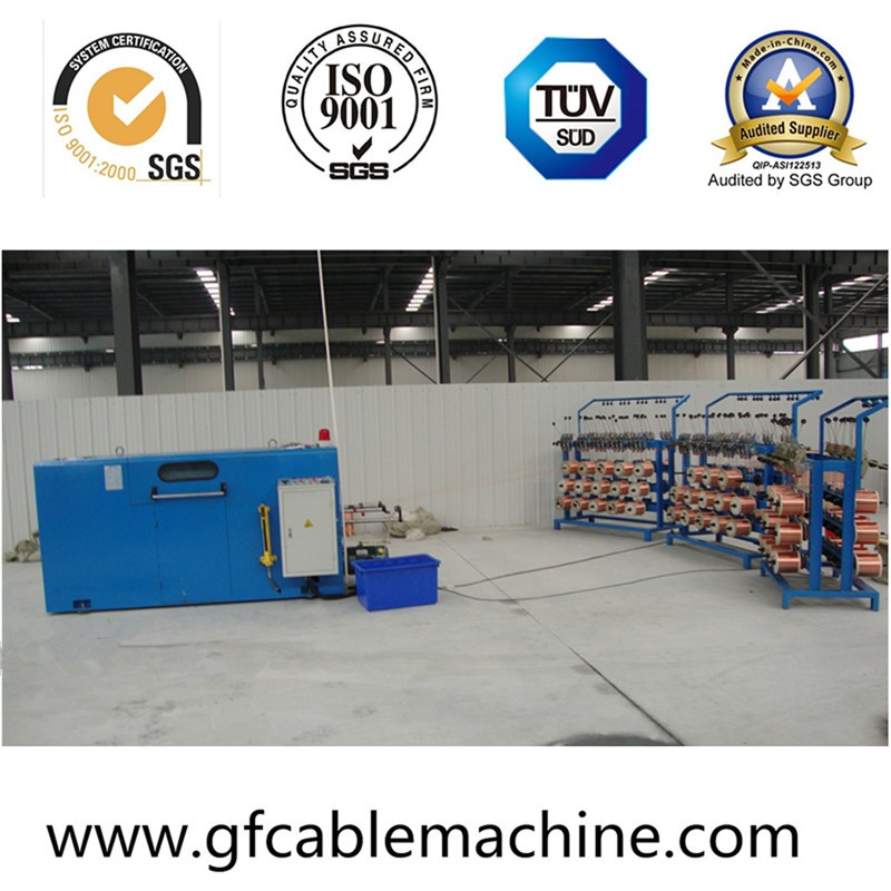 High Speed Copper Wire Buncher Machine
