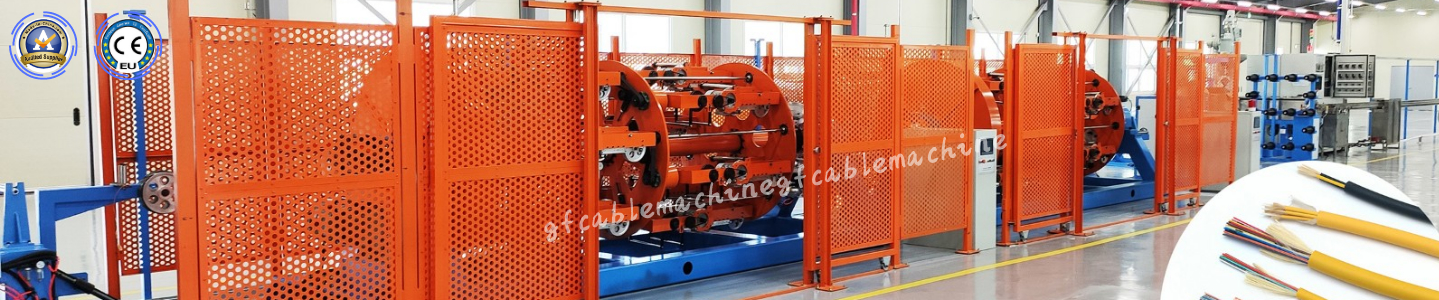 Distribution/Breakout cable sheathing line-optical cable machine.jpg